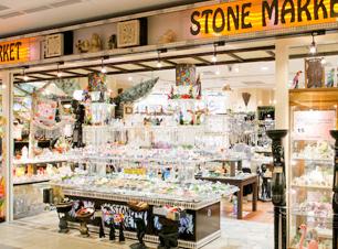 写真:ストーンマーケット