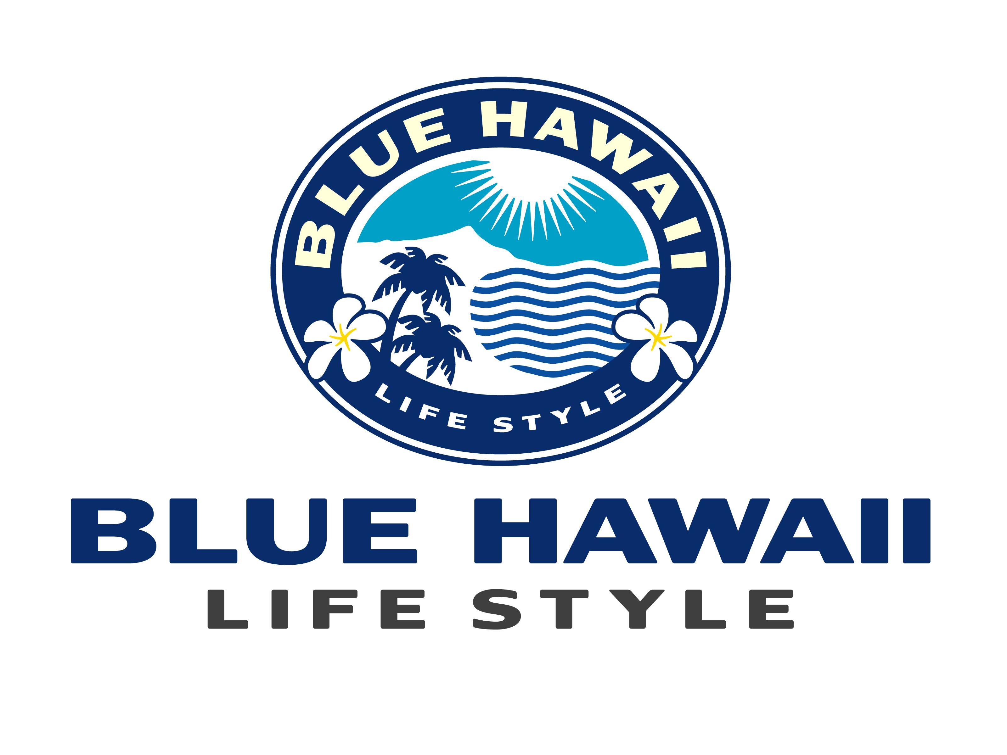ロゴ:ブルーハワイライフスタイル