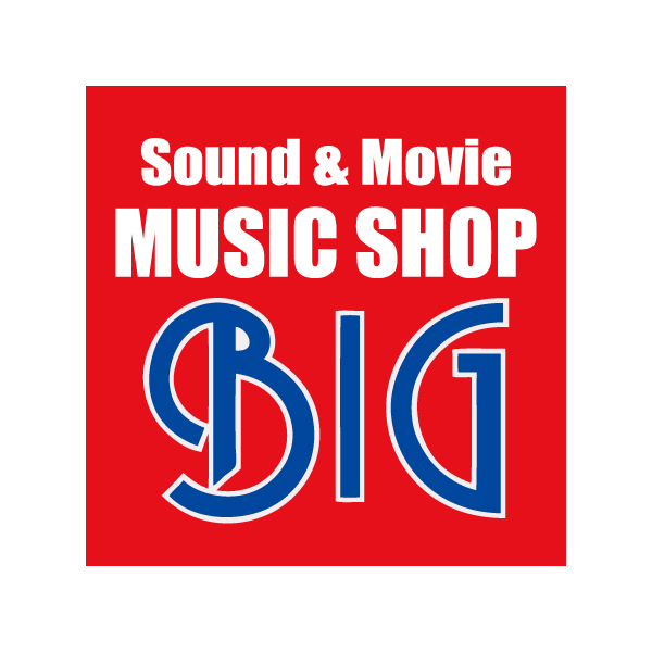 ロゴ:MUSIC SHOP BIG