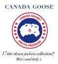 写真:CANADA GOOSE  new arrival!!
