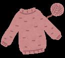 ロゴ:ストレッチ編み作品展