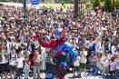 写真:「仮面ライダービルド」×「北九州」ベストマッチ!北九州で『劇場版 仮面ライダービルド』大規模ロケ敢行!