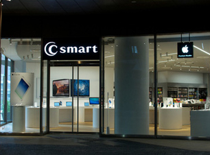 写真:C smart(Apple Premium Reseller)