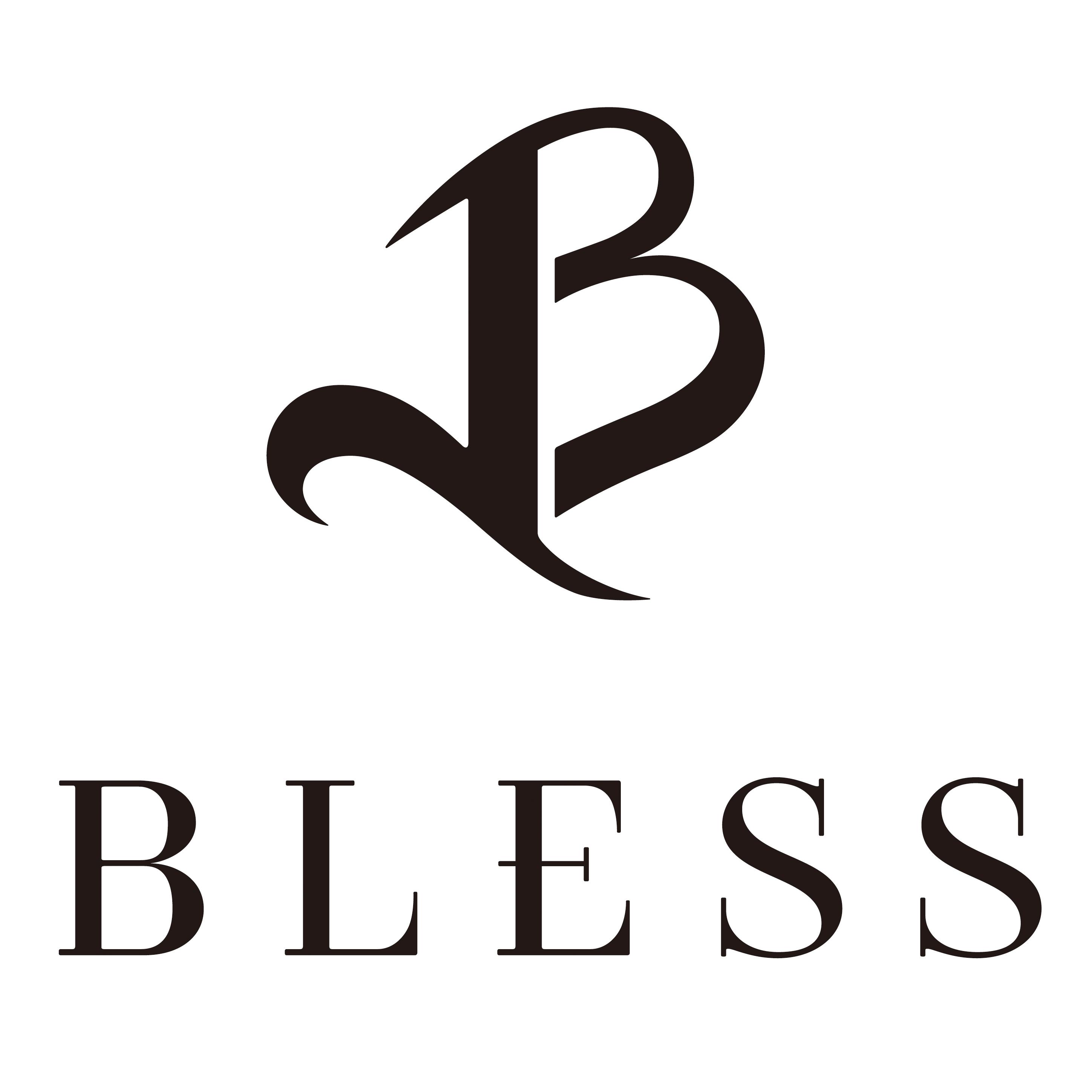 ロゴ:BLESS