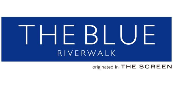 ロゴ:ザ・ブルーリバーウォーク