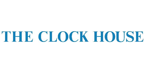 ロゴ:ザ クロック ハウス