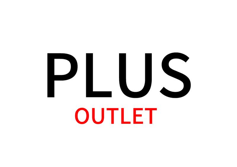 ロゴ:PLUS OUTLET