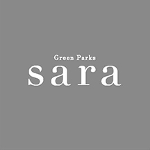 ロゴ:グリーンパークス  サラ
