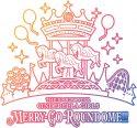 ロゴ:THE IDOLM@STER CINDERELLA GIRLS 6thLIVE MERRY-GO-ROUNDOME!!! アンコール上映会