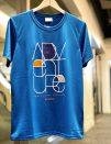 写真:ひんやり素材のTシャツ
