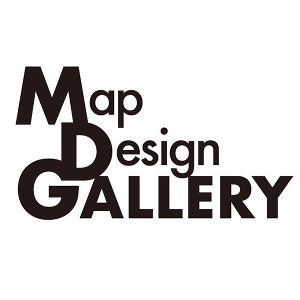 ロゴ:Map Design GALLERY
