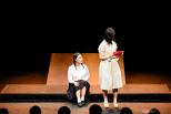 ロゴ:劇団言魂第七回公演/劇トツ×20分2019優勝公演 劇団言魂「こえの聴こえる」
